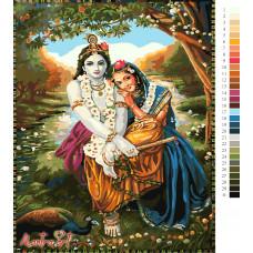 Кришна Радха