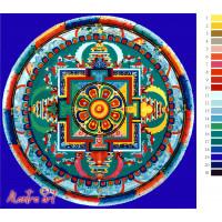 Мандала Авалокитешвара