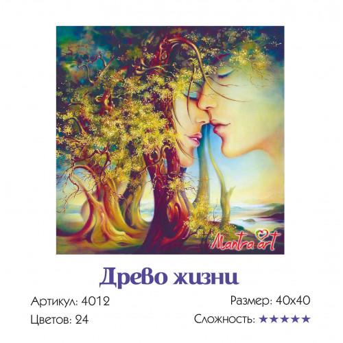 Древо жизни (новый эскиз)